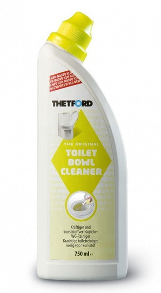 THETFORD: TOILET BOWL CLEANER 750 ML DETERGENTE PER IGIENE WC - accessoricaravan