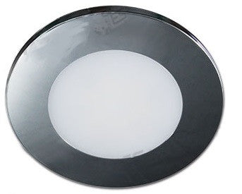 FARETTO DA INCASSO LED 2W 110LM CALDA DIAM 65 MM - AccessoriCaravan.it