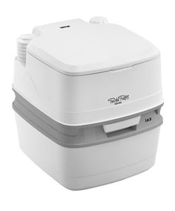 THETFORD PORTA POTTI MOD. 165: WC PORTATILE H 408 MM - AccessoriCaravan.it