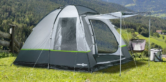 TENDA OUTDOOR TIPO IGLOO 4 POSTI H.190 CM MOD. LAMAR - accessoricaravan