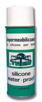 IMPERMEABILIZZANTE SILICONE PER TENDE 600 ML - AccessoriCaravan.it