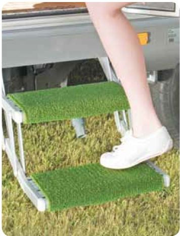 FIAMMA CLEAN STEP: ZERBINO PER GRADINI DA INCASSO. DI FIAMMA - AccessoriCaravan.it