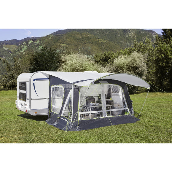 ALICE AIR TECH DI BRUNNER. VERANDA PNEUMATICA SPECIFICA PER CARAVAN - accessoricaravan