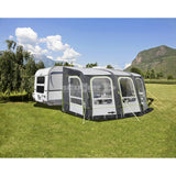 AIR TECH PANORAMA DI BRUNNER. VERANDA PNEUMATICA PER CARAVAN - AccessoriCaravan.it