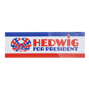 """Hedwig For President"" Bumper Sticker"