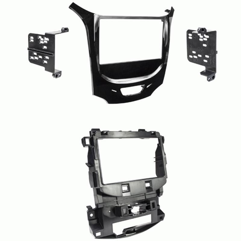 Metra 95-3020HG Double DIN Dash Kit for Select Chevrolet Cruze 2016-Up (3839748898880)