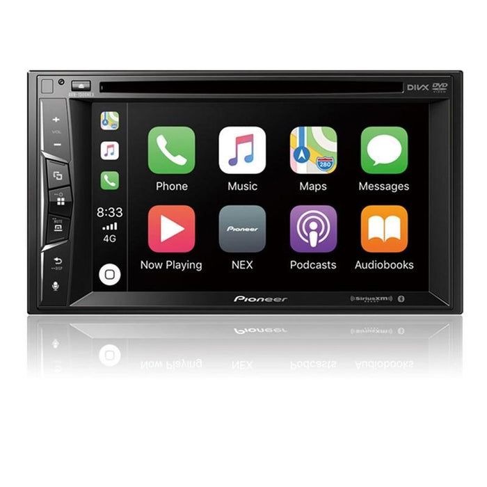 "Pioneer AVH-1500NEX 2-DIN Touchscreen Multimedia DVD Receiver with 6.2"" Display (3839808307264)"