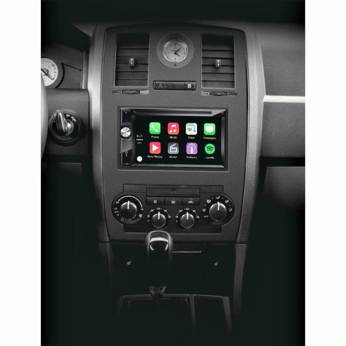 Metra 99-6550B Single or Double DIN Dash Kit for select 2005-2007 Chrysler 300 (3839811158080)