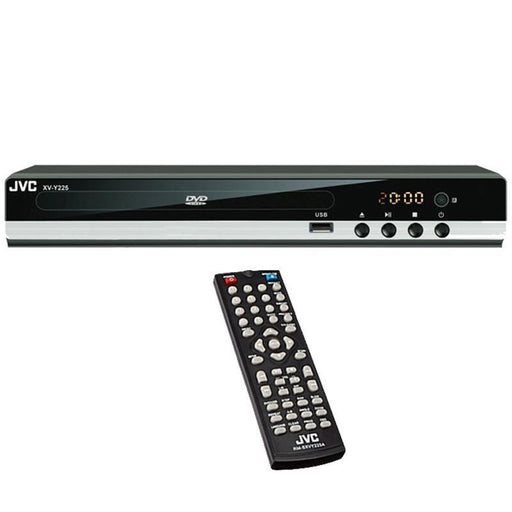 JVC XV-Y225 All Region Code Free DVD Player 5.1 Channel Plays PAL NTSC