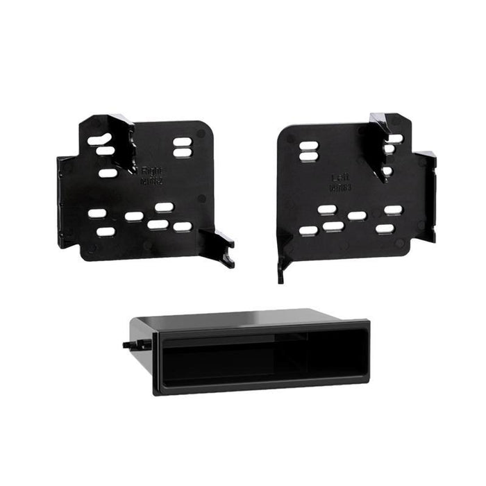 Metra 99-8264HG 2 or 1 DIN with Pocket Dash Kit for 2016-Up Toyota Prius/Prime (3839823413312)