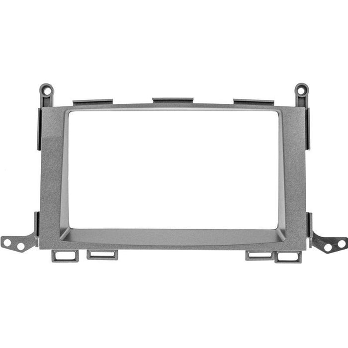 Metra 95-8225G Double DIN Dash Kit for select Toyota Venza 2009-2015 - Gray (4169146007616)