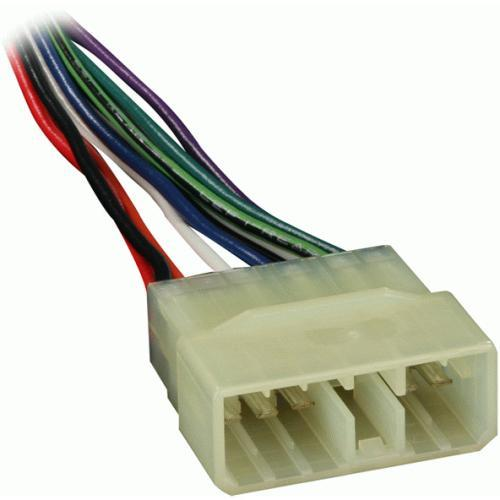 Metra 70-8900 Wiring Harness for 1985-1989 Subaru GL/DL/RX/Hatchaback (3838800330816)