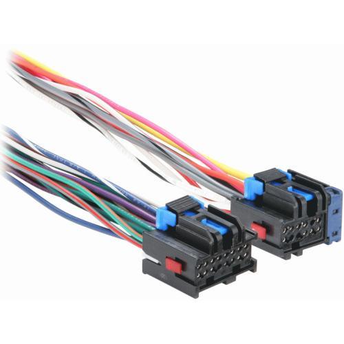 Metra 71-2202 OEM Radio Wiring Harness for 2006-2007 Saturn ION/VUE (3838804688960)