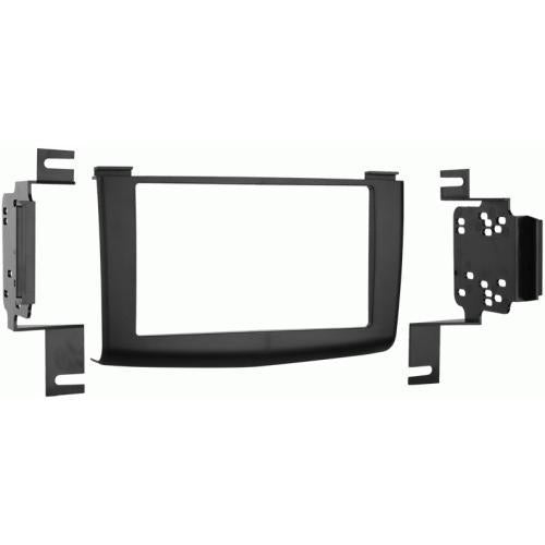 Metra 95-7425 Double DIN Stereo Dash Kit for 2008-2010 Nissan Rouge (3838827429952)
