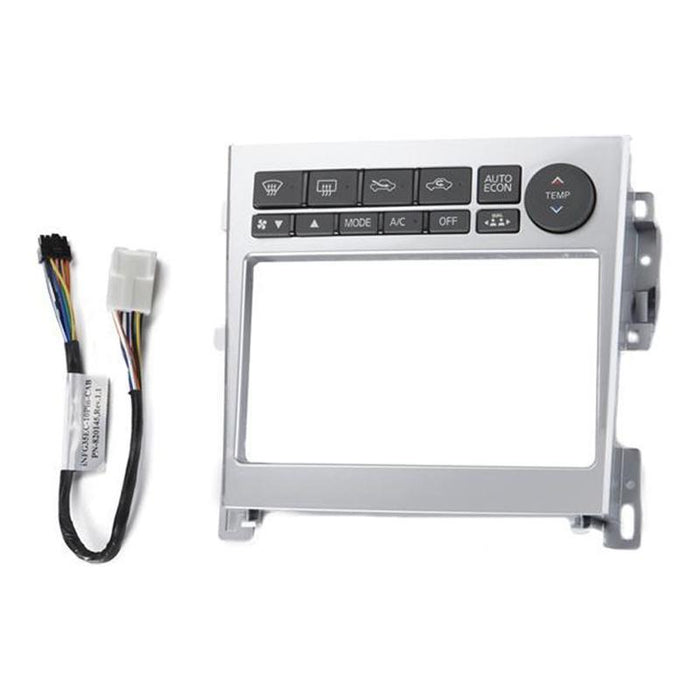 Metra 95-7605 Double DIN Stereo Dash Kit for 2005-2007 Infiniti G35 (3838828150848)