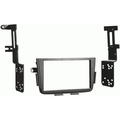 Metra 95-7866B Double DIN Stereo Dash Kit for 2001-2006 Acura MDX (3838828707904)