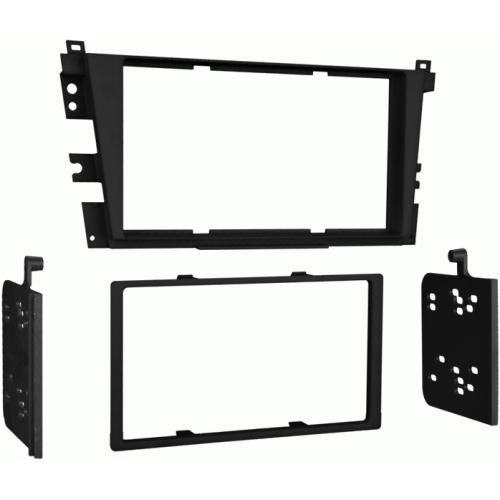 Metra 95-7868B Double DIN Stereo Dash Kit for 1999-2003 Acura TL & CL (3838828937280)