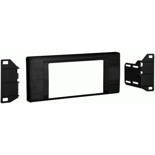 Metra 95-9308B Double DIN Stereo Dash Kit for 2000-2006 BMW X5 (3838832836672)