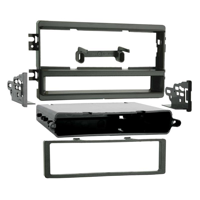 Metra 99-1005 Single DIN Dash Kit for Select 02-05 Kia Sedona/Spectra (3838833360960)