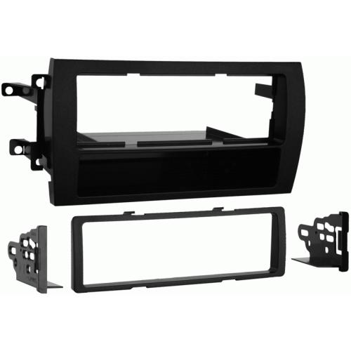 Metra 99-2004 Double DIN Dash Kit for 1996-1999 Cadillac Deville (3838834147392)