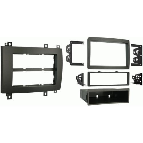 Metra 99-2006G Single DIN Dash Kit for 2003-2007 Cadillac CTS & SRX (3838834442304)