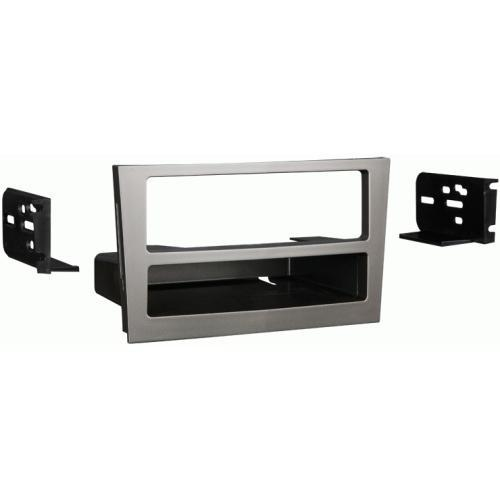 Metra 99-3107G Gray Single DIN Stereo Dash Kit for 2008 Saturn Astra