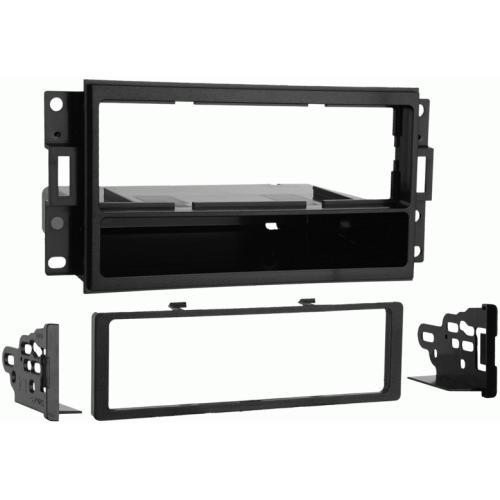 Metra 99-3527 Single DIN Dash Kit for 2004-2008 Pontiac Grand Prix (3838850302016)