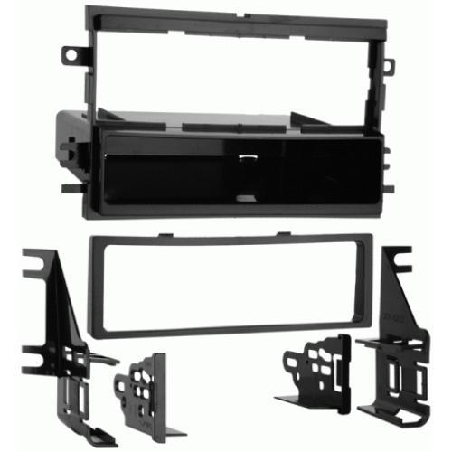 Metra 99-5812 Single DIN Dash Multi-Kit for 04-up Ford/Lincoln/Mercury (3838856003648)