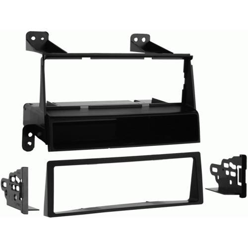 Metra 99-7322 Single DIN Dash Kit with Pocket for 06-10 Hyundai Azera (3838864031808)