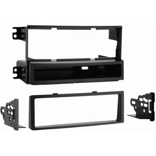 Metra 99-7324 Single DIN Dash Kit with Pocket for 2006-2010 Kia Optima (3838864195648)