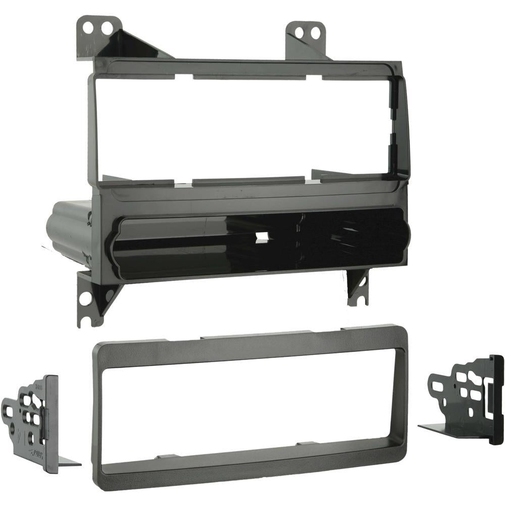 Metra 99-7326 Single DIN Dash Kit for Select 2007-2010 Hyundai Elantra (3838864293952)