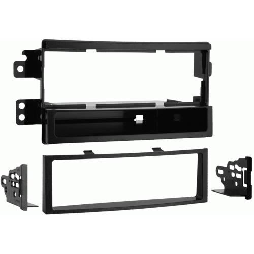 Metra 99-7329 Single DIN Dash Kit with Pocket for 2007-2010 Kia Rondo