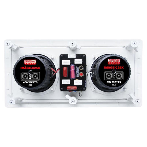 "Earthquake Sound Image-C25X Dual 5.25"" Center Channel In-Wall Speaker (3838915706944)"