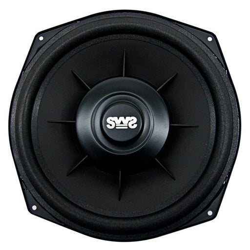 "Earthquake Sound SWS-8Xi 8"" 2 Ohm High Performance Shallow Subwoofer (3838941167680)"
