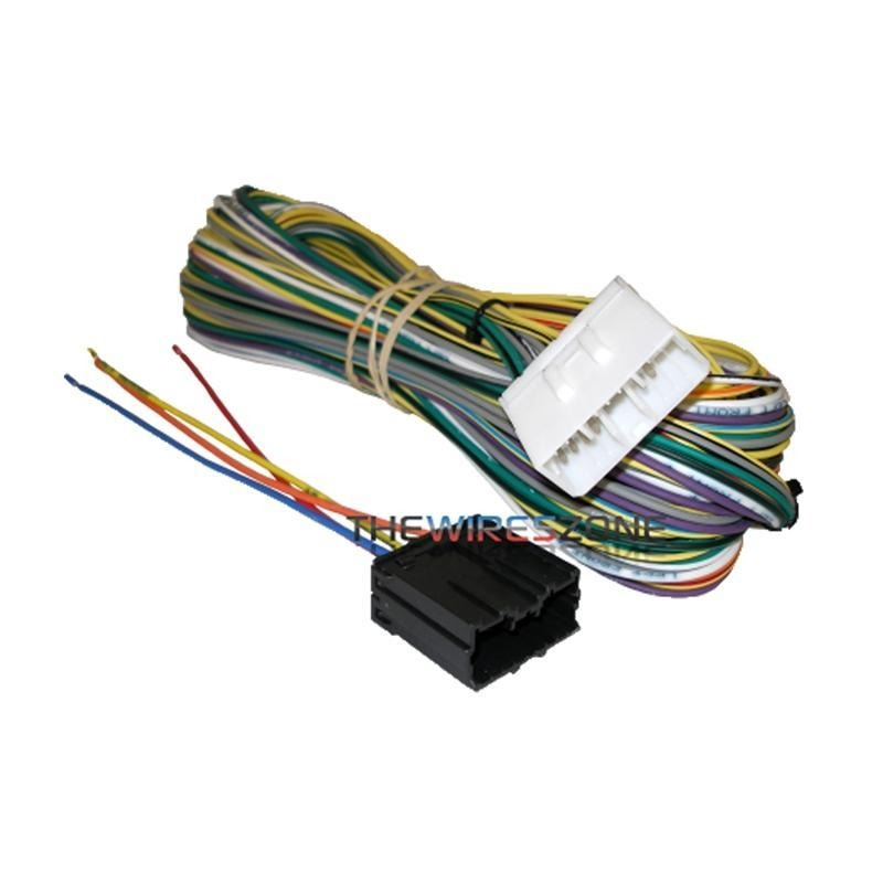 Metra 70-7002 Amp Bypass Harness for Select 1992-2005 Dodge/Mitsubishi (3838942249024)
