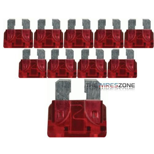 ATC10 Automotive 10 Amp ATC Fuse (10/pack) (3838951587904)