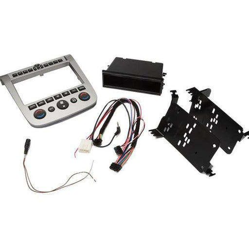 Metra 99-7612A Aluminum Single/Double DIN Dash Kit for Select Nissan