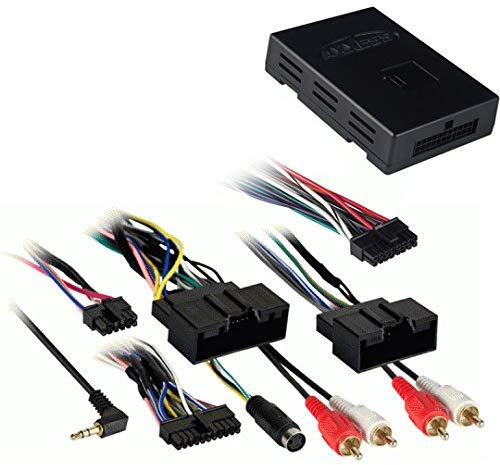Axxess Auto-Detect Interface Harness for Select 2011-up Ford Vehicles