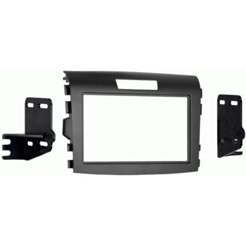 Metra 95-7802CH Double DIN Stereo Dash Kit for 2012 Honda CRV (3838981931072)