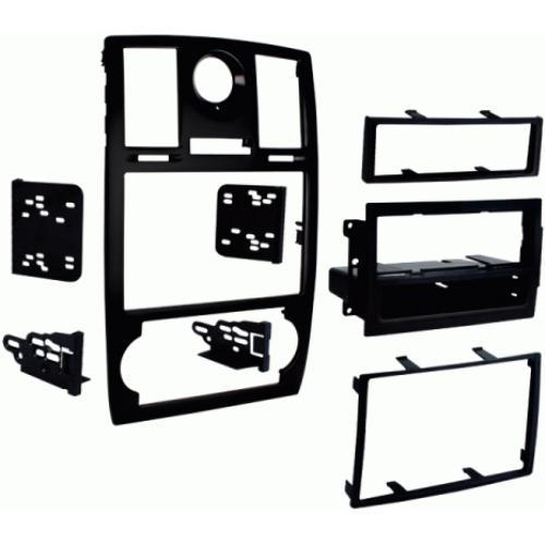 Metra 99-6516B Single/Double DIN Dash Kit for 2005-2007 Chrysler 300 (3839002509376)