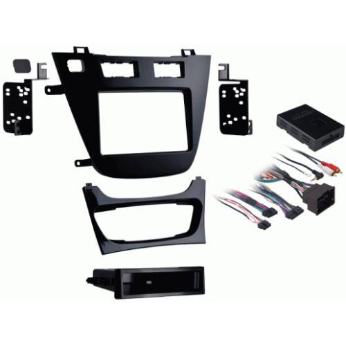 Metra 99-2023B Single/Double DIN Dash Kit for 2011-up Buick Regal (3839003820096)
