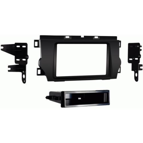 Metra 99-8233B Single/Double DIN Dash Kit for 2011-up Toyota Avalon (3839004803136)