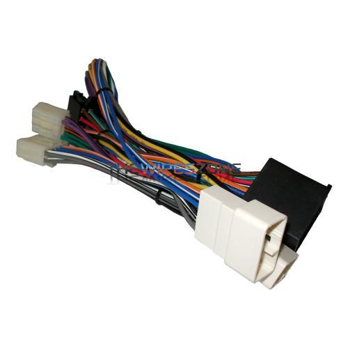 Metra BT-1761 Toyota Add to Factory Radio Bluetooth Wiring Harness (3839005589568)