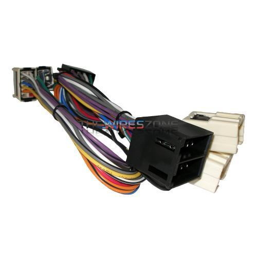 Metra BT-7550 Nissan Add to Factory Radio Bluetooth Wiring Harness (3839005982784)