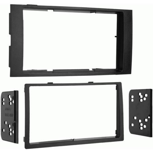 Metra 95-9009 Double DIN Dash Kit for 2004-2010 Volkswagen Touareg (3839007981632)