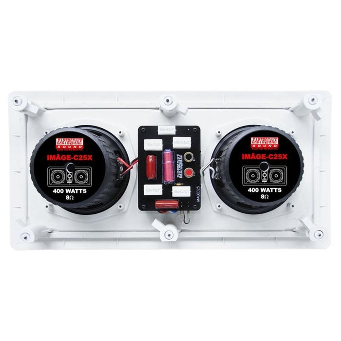 "Earthquake Sound Image Center Channel + Pair 2-Way 8"" In-Wall Speaker (3839008538688)"