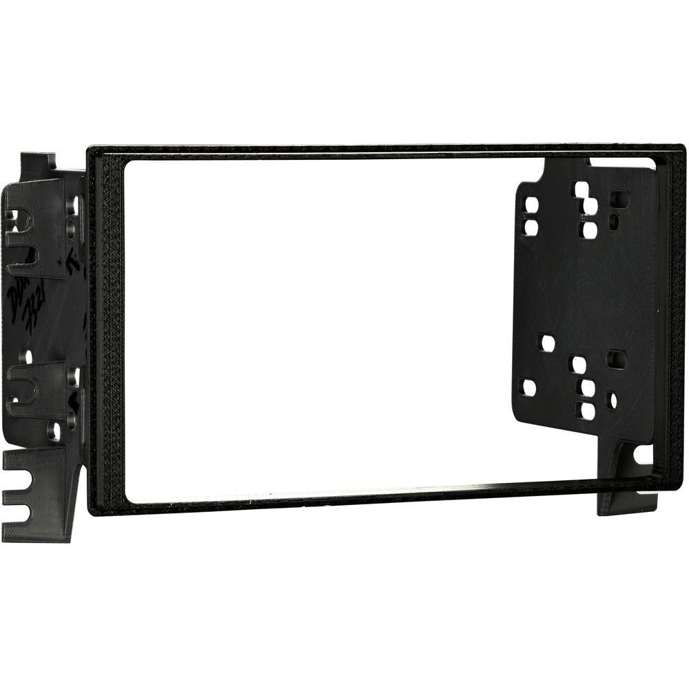 Metra 95-7321 Double DIN Stereo Dash Kit for Select 05-up Hyundai/Kia (3839028854848)