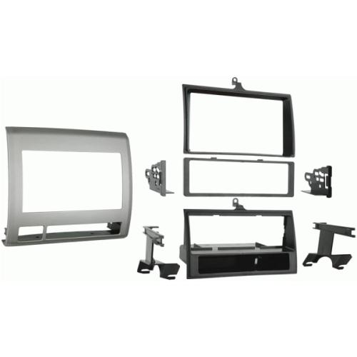 Metra 99-8214TG Single/Double DIN Dash Kit for 2005-2009 Toyota Tacoma (3839032524864)