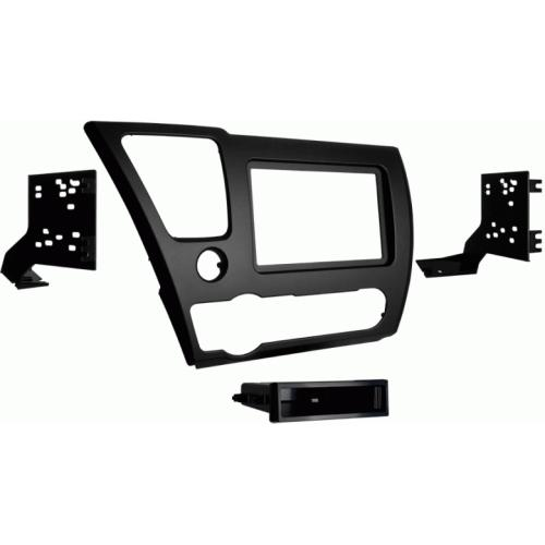 Metra 99-7882B Black Single DIN Stereo Dash Kit for 13-up Honda Civic (3839033638976)