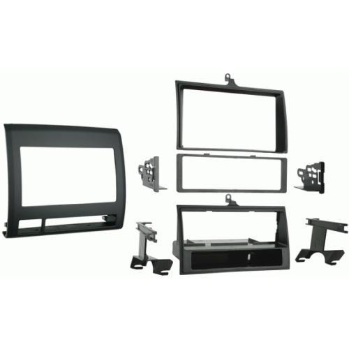 Metra 99-8214TB Double/Single DIN Dash Kit for 2005-2009 Toyota Tacoma (3839034261568)